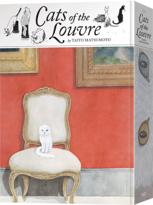 Cats of the Louvre Manga Review