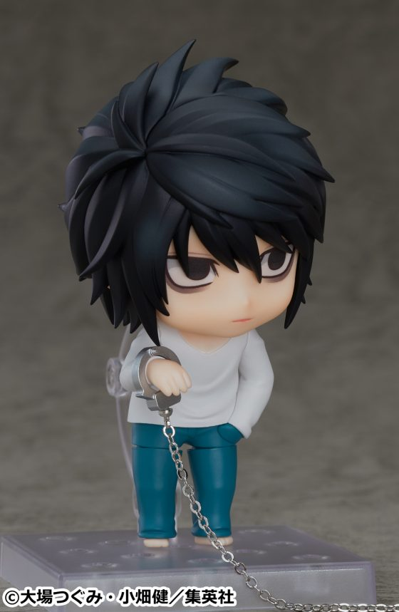 Death-Note-L-SS-2-560x461 Good Smile Company's newest figure, Nendoroid L 2.0 is now available for pre-order!
