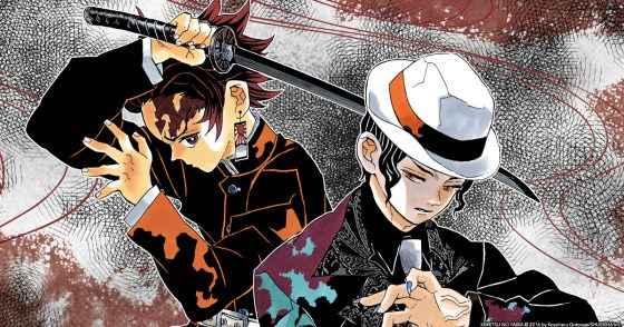 Demon-Slayer-Kimetsu-no-Yaiba-1-Wallpaper-560x294 Demon Slayer Continues to Slay the Oricon Weekly Chart for February