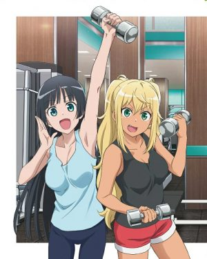 Dumbbell-Nan-Kilo-Moteru-Wallpaper-2-353x500 [Honey's Crush Wednesday] 5 Soryuin Akemi Highlights - Dumbbell Nan Kilo Moteru? (How Heavy Are the Dumbbells You Lift?)