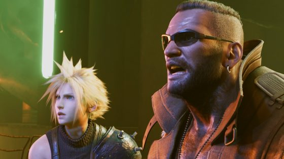 FFVII-Remake-Cloud-and-Tifa-560x315 Final Fantasy VII Remake - Tokyo Game Show 2019 Impressions
