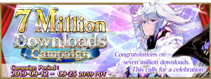 Fate/Grand Order's English Version Celebrates 7 Million Downloads
