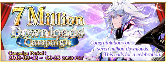 Fate-Grand-Order-7-Mil-560x210 Fate/Grand Order's English Version Celebrates 7 Million Downloads