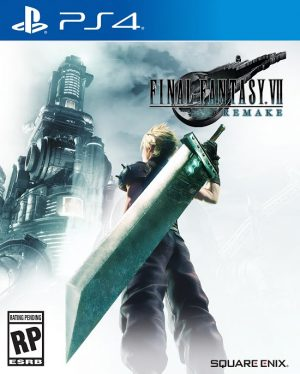 Final Fantasy VII Remake North American Package Art Revealed + NEW Screenshots!