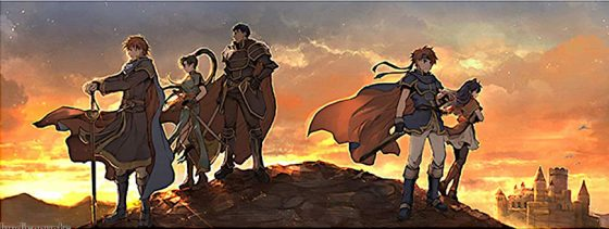 Fire-Emblem-Clear-Thracia-776-Wallpaper The History of Fire Emblem Part 2: Release in the West