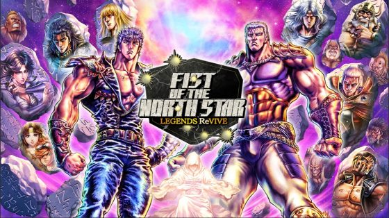 Fist-of-the-North-Star-ReVive-1-560x314 'Fist of the North Star LEGENDS ReVIVE' Launches Globally for iOS and Android