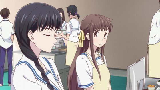 Fruits-Basket-Wallpaper-300x415 [Honey's Crush Wednesday] 5 Saki Hanajima Highlights - Fruits Basket 2019