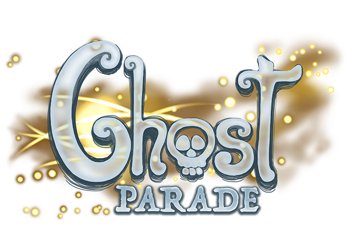 Ghost-Parade-logo_PNG Aksys Games Summer Tour - Ghost Parade Impression