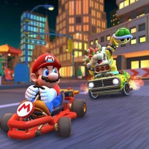 Let's-A Race! Mario Kart Tour Is Now Available for Smartphone Devices! YAH-HOO!