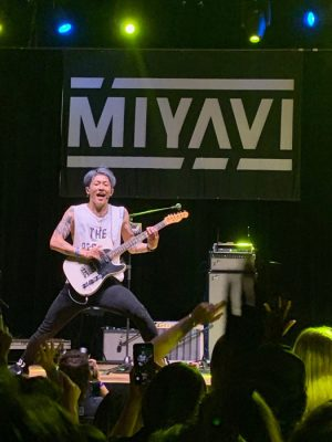 Miyavi Concert Review: Back in Atlanta to Rock with Love