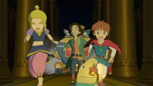 Ni no Kuni: Wrath of the White Witch Remastered - PlayStation 4 Review