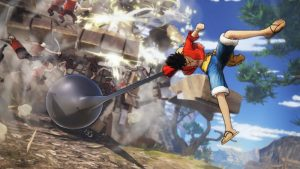 One Piece Pirate Warriors 4 - TGS 2019 Impressions