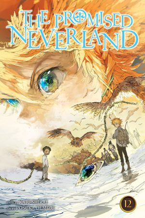 Yakusoku-no-Neverland-153-Wallpaper Yakusoku no Neverland (The Promised Neverland) Chapter 153 Manga Review