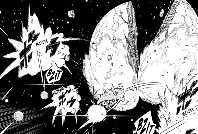 Samurai-8-Hachimaru-Den-16-Wallpaper Samurai 8: Hachimaru Den (Samurai 8: The Tale of Hachimaru) Chapter 16 Manga Review