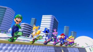 Mario & Sonic at the Olympic Games Tokyo 2020 Introduces Three NEW Dream Events