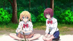 Sounan Desu Ka? (Are You Lost?) Review - Four Girls, One Island