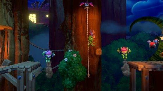 Switch_YookaLayleeandtheImpossibleLair_screen_06-560x315 Latest Nintendo Downloads [10/03/2019] -  Oct. 3, 2019: Yooka-Laylee Returns!