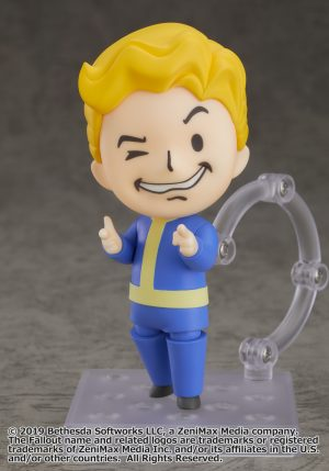 Good Smile Company's newest figure, Nendoroid Vault Boy is now available for pre-order!