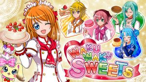Aksys Games Summer Tour - Waku Waku Sweets Impression