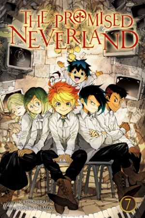 "Yakusoku-no-Neverland-158-Wallpaper-444x500 Yakusoku no Neverland (The Promised Neverland) Chapter 158 Manga Review – ""Who Am I?"""