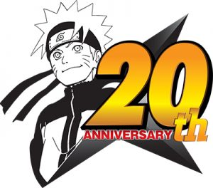 VIZ Media Marks NARUTO 20th Anniversary w/ Special Campaign & Product Releases