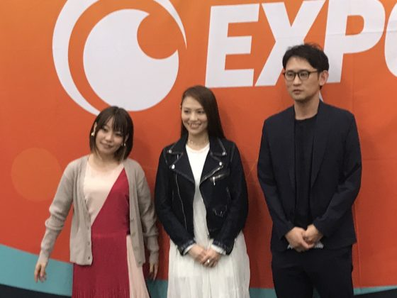 Zombie-Land-Saga-Interview-SS-1-560x420 [Honey's Anime Interview] Zombie Land Saga Cast Asami Tano, Kade Hondo and MAPPA CEO Manabu Otsuka from Crunchyroll Expo 2019