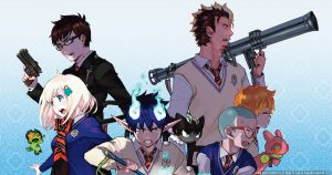 Ao no Exorcist (Blue Exorcist) Chapter 115 Manga Review