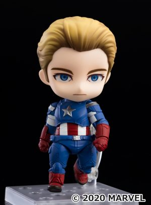 Good Smile Company's newest figure, Nendoroid Captain America: Endgame Edition DX Ver. is now available for pre-order!