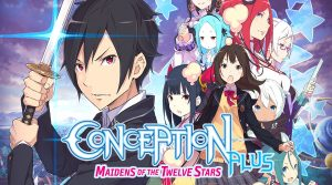 CONCEPTION PLUS: MAIDENS OF THE TWELVE STARS Official Launch Trailer has Been Released!
