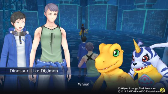 Digimon-Cyber-Sleuth-Complete-Edition-9-560x315 Digimon Story: Cyber Sleuth - Complete Edition - Nintendo Switch Review