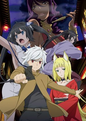 Dungeon ni Deai wo Motomeru no wa Machigatteiru Darou ka II (Is It Wrong to Try to Pick Up Girls in a Dungeon? II) Review – Bell is Too Popular for His Own Good!