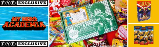 FYE-x-Funimation-My-Hero-Collab-SS-1-560x167 FYE and Funimation Announce My Hero Academia Collaboration