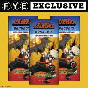 FYE and Funimation Announce My Hero Academia Collaboration