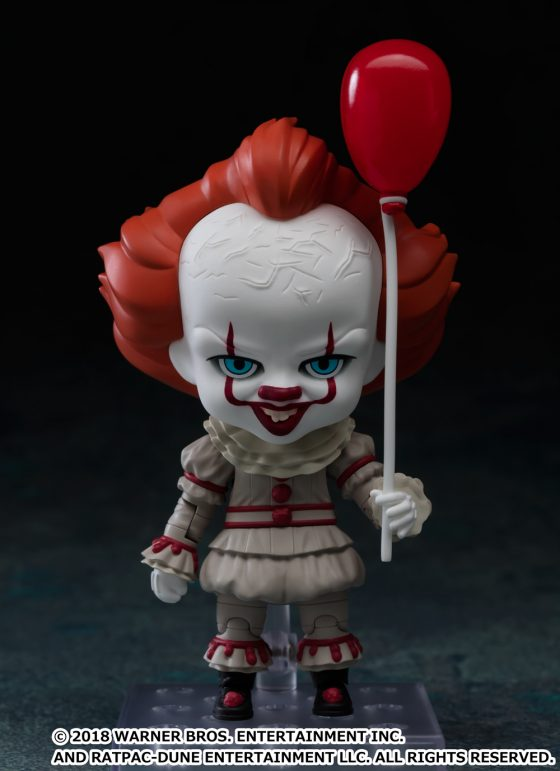 Good-Smile-Pennywise-SS-1-560x373 Good Smile Company's newest figure, Nendoroid Pennywise is now available for pre-order!