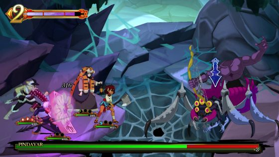 Indivisible-Intro-560x315 Indivisible - PlayStation 4 Review