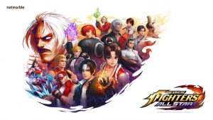 GET READY TO FIGHT ON-THE-GO WITH THE GLOBAL LAUNCH OF NETMARBLE'S THE KING OF FIGHTERS ALLSTAR!