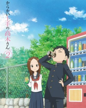 Top 5 Scenes in Karakai Jouzu no Takagi-san 2nd Season (Teasing Master Takagi-san 2nd Season)
