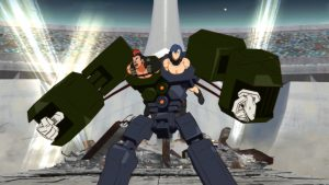 Time for some naked robo-action: DTR now available with free update for KILL la KILL - IF!