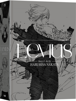Levius-manga-Wallpaper-348x500 Levius Manga Review - Why Smoke With Vapor When You Can Punch With Steam?
