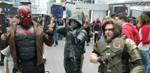 Cosplay of New York Comic Con 2019