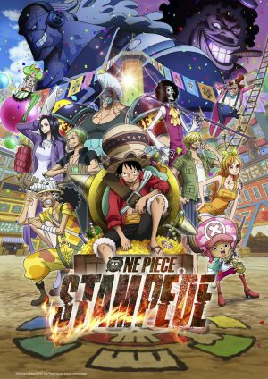 One Piece: Stampede Announces Limited Theatrical Release; Opens October 24!