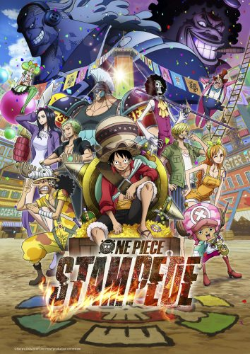 One-Piece-Stampede-SS-2-354x500 One Piece: Stampede Announces Limited Theatrical Release; Opens October 24!