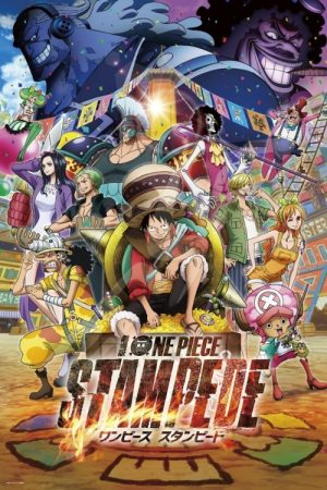 One Piece: Stampede Movie Review - Come aboard and bring along all your hopes and dreams