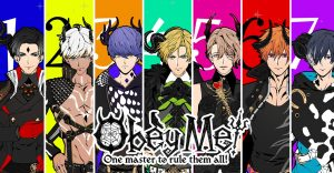 "NTT Solmare is Proud to Introduce their Newest Title from the Shall we date? series! ""Obey Me!"" is Officially OUT NOW!"