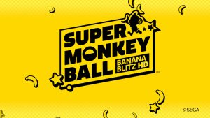 Time to GO BANANAS! Super Monkey Ball: Banana Blitz HD Now Available on Steam!