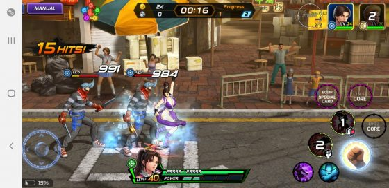 The-King-of-Fighters-All-Star1-560x272 The King of Fighters: All Star – Android Review