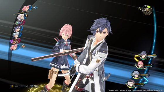 The-Legend-of-Heroes_-Trails-of-Cold-Steel-III_Logo-560x315 The Legend of Heroes: Trails of Cold Steel III - PlayStation 4 Review