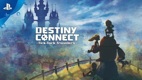 Tick-Tock-Traveler-Logo-560x315 Destiny Connect: Tick-Tock Travelers - PlayStation 4 Review
