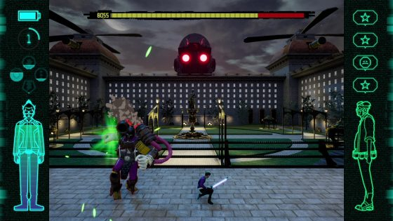 Travis-Strikes-Again-Complete-Edition-SS-1-560x420 Travis Strikes Again: No More Heroes - Complete Edition - PlayStation 4 Review