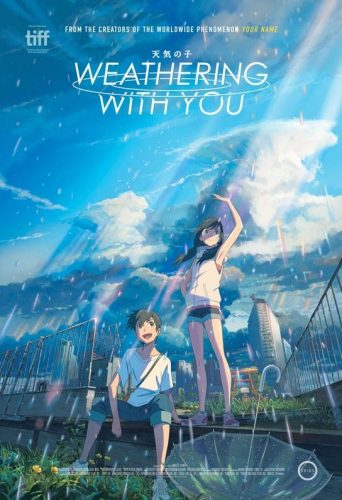 Weathering-with-You-SS-1-342x500 GKIDS to Release Theatrically on January 17, 2020! New Trailer Revealed!